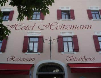 Hotel Heitzmann in Mittersill