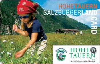 Nationalpark Card Hohe Tauern